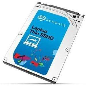 {Amazon] SEAGATE Laptop Thin SSHD 500GB 2,5x27x27 ST500LM020 SATA3 für 57,91 €