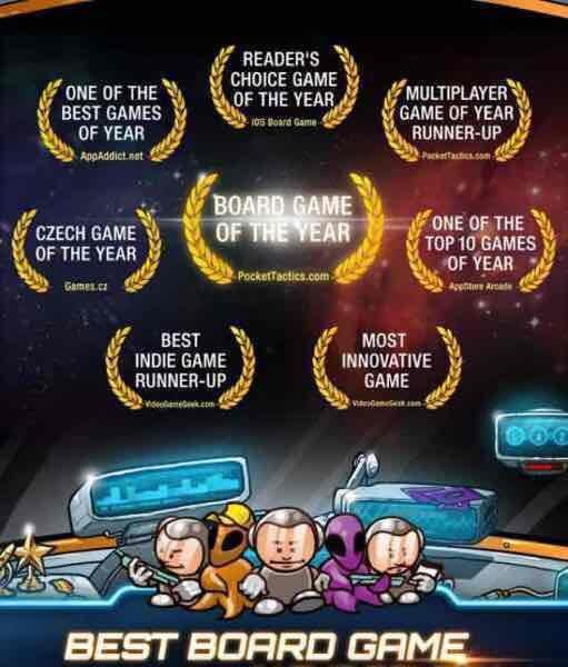 iOS und Android: Galaxy Trucker Brettspiel für 0,99€! [Bestpreis]