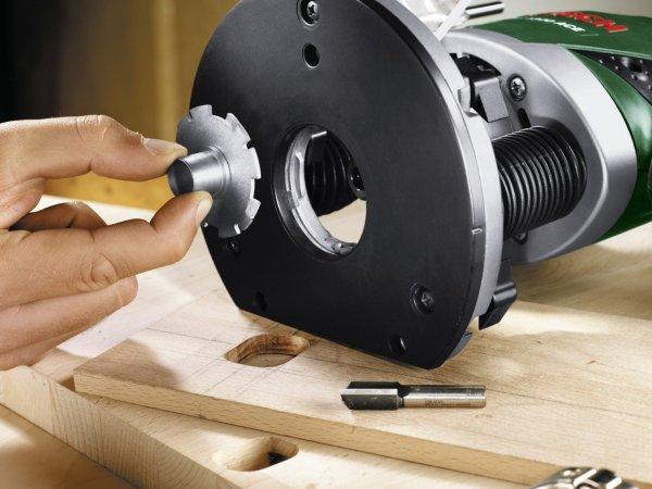 Bosch DIY Oberfräse POF 1400 [Amazon]