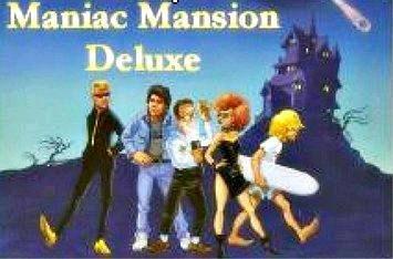 Maniac Mansion Deluxe [PC] kostenlos