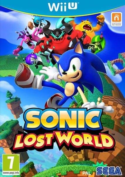 [Lokal MediaMarkt Herzogenrath] Sonic Lost World (Wii U) für 9 €, Bayonetta 2 (Wii U) für 7 €