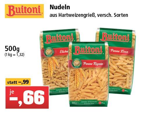 500g Buitoni für 0,66€ @ThomasPhlipps