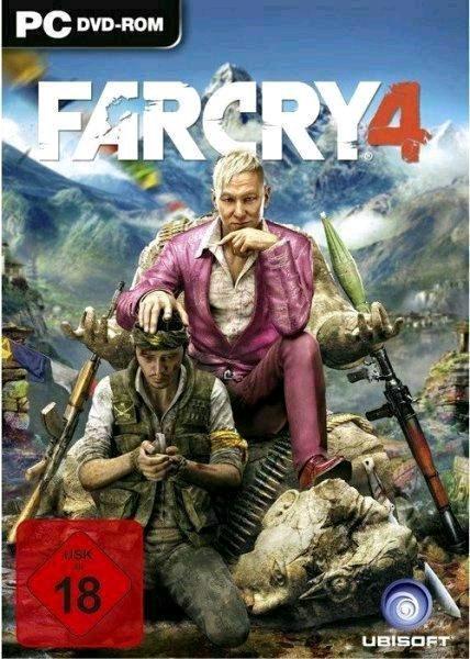 [Kinguin] Far Cry 4 PC