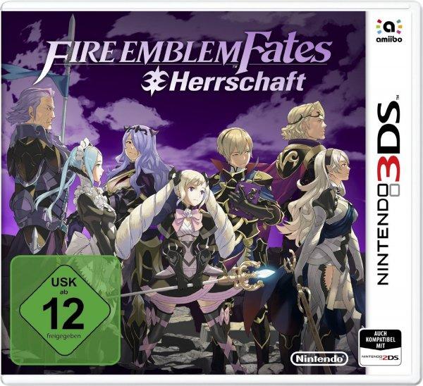 Fire Emblem Fates: Herrschaft - [3DS] Amazon 29€ inkl. Versand