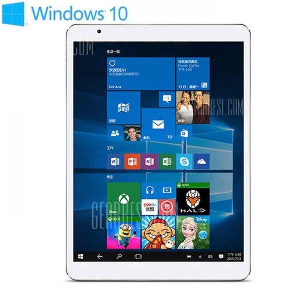 """Teclast X98 Pro Tablet (grau): 9,7"""" (2048 x 1536 QXGA IPS Retina Display), Intel X5-Z8500 Quad Core, 4GB Ram, 64GB Speicher, Win 10+Android 5.1, HDMI, Dual-Kamera, Bluetooth, OTG, 8000mAh Akku für 203,04€ @Gearbest"""