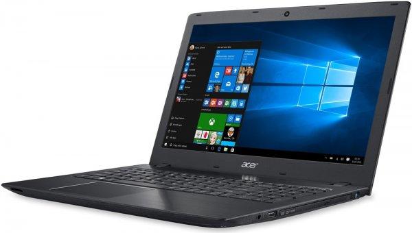 "Acer Aspire E5-575-30ZJ - Core i3-6100U, 256GB SSD, 4GB DDR4, 15,6"" Full-HD matt, USB 3.1, Win10 - 470,99€ @ Cyberport.de"