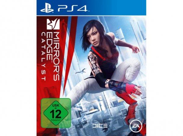 [Mediamarkt GDD] Mirror's Edge Catalyst [PlayStation 4] für 27,-€ Versandkostenfrei