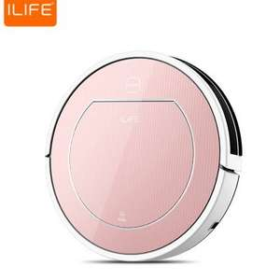 [Gearbest] €129.57 ILIFE V7S Smart Robotic Vacuum Cleaner - ROSE GOLD