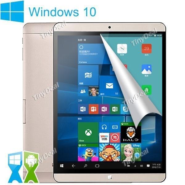 "[TinyDeal] ONDA V919 Air CH 9.7"" Retina Display Windows 10 Intel Atom X5-Z8300 Quad-core 4GB 64GB Tablet PC für 176,09€ (inkl. VSK) Versand aus DE"