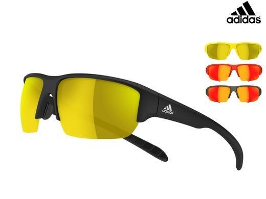 (IBood) adidas Kumacross Halfrim Sportbrillen für € 59,95 statt 79,00 €