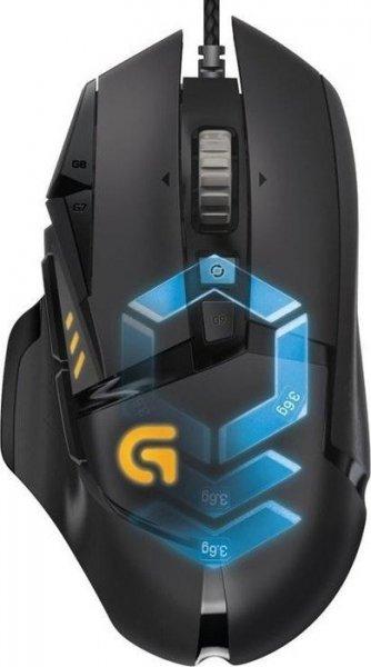 Logitech G502 Proteus Spectrum RGB - Amazon-Blitzangebote