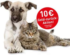 ROYAL CANIN 10€ Cashback (ab mind.20€)