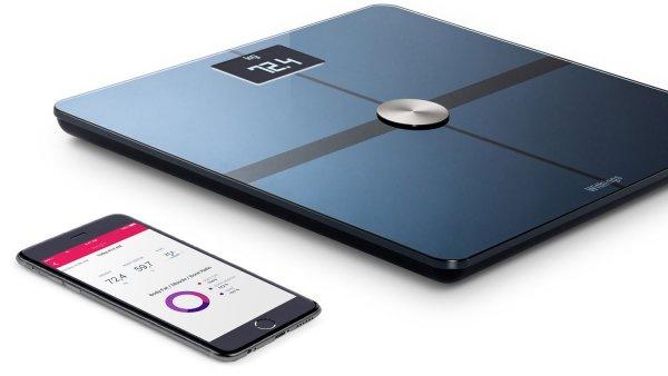 Withings WS-50 Smart Body Analyzer, schwarz @amazon