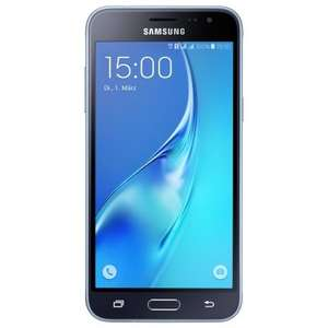 "[Metro -> ab Morgen] Samsung Galaxy J3 (2016) Duos schwarz oder weiß [12,63cm (5"") HD Super AMOLED-Display, Android 5.1.1, 8MP Kamera, Dual-SIM, LTE]"