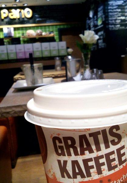 #München Gratis Kaffee, Cappuccino oder co in den Stachus Passagen bei Pano