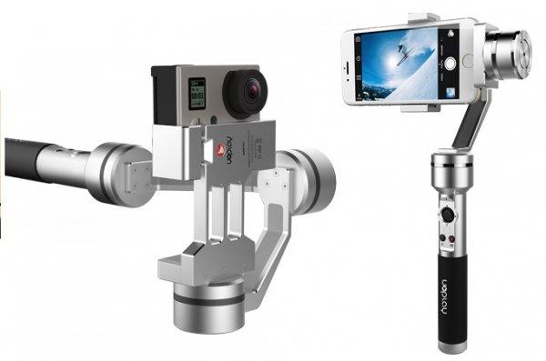 3-Achsen Handheld Gimbal für Smartphone und Actioncam (+8% extra durch Shoop möglich)