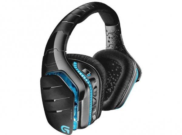 Logitech G933 Artemis Spectrum Wireless (Kabellos) 7.1 Surround Gaming-Headset (Schwarz) ab 114,-€ Versandkostenfrei [Saturn Late Night]