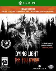 [base.com] Dying Light: The Following - Enhanced Edition (Xbox One) für 25,76€