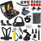 amazon 16 in 1 Zubehör Kit für GoPro , Xiaomi & Co Sports Kameras