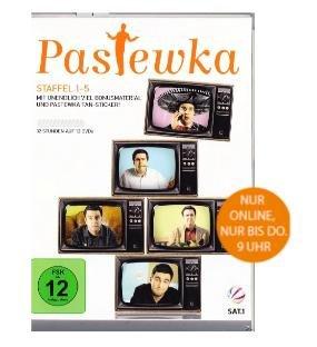 """""""Pastewka"""" Staffel 1-5 (DVD) für 15€ versandkostenfrei [Saturn]"""