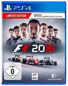 [PS4/XBOne] F1 2016 Limited Edition