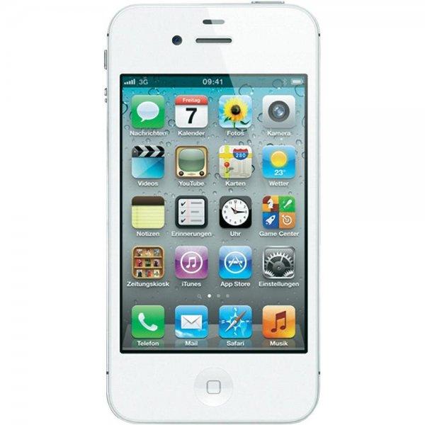 [Conrad] Apple Refurbished iPhone 4S 16 GB  Weiß oder Schwarz 119€