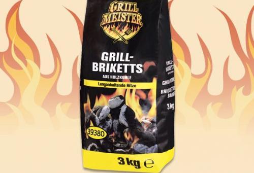 3kg Grill-Briketts @Lidl ab 10. April