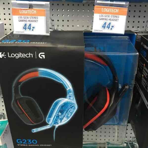logitech g 230