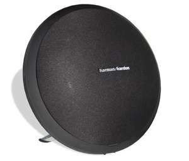 Harman Kardon Onyx Studio Bluetooth Lautsprecher - Schwarz für 91,80€ / Refurbished / technisch einwandfrei mit Computer