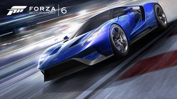 """""""Forza 6"""" bis Sonntag kostenlos spielbar [Xbox Gold]"""