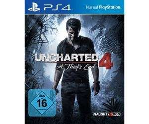 Uncharted 4 PS4 [31,30€]