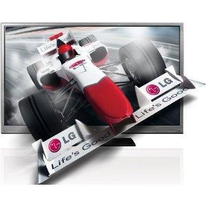 3d Plasma TV - LG  42 PW 451-  Mediamarkt Holzminden - aus der Demo-Wand