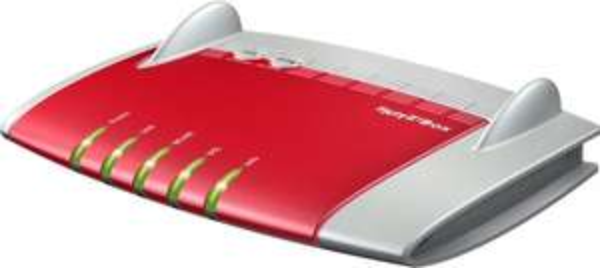 AVM Fritz!Box 3390 (VDSL/ADSL, Dual-WLAN N mit 2 x 450 MBit/s, 4x Gigabit-LAN)