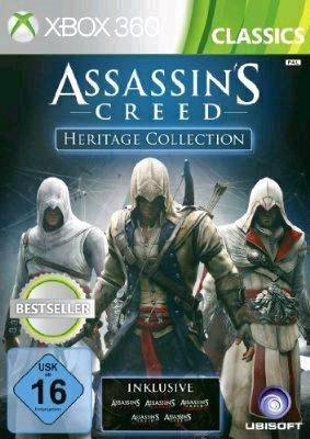 AC Heritage Collection Xbox360 (Prime) auf GS-Eintauschliste!