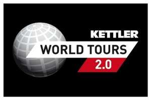 KETTLER WORLD TOURS 2.0 Vollversion ohne Hardware + 3 x RLV DVDs für 59,- € bei eBay