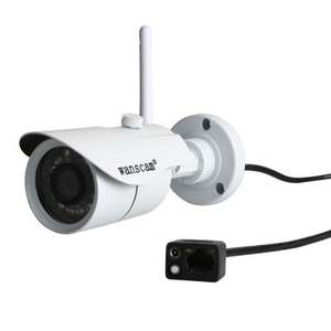 [GB] WANSCAM HW0043 WiFi 1.0MP IP Camera 720P OUTDOOR 30,64€ (+ evtl. 5.82€ EUSt.)
