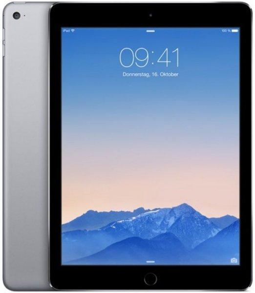 [ebay-WOW] Apple iPad Air 2 Wifi + Cellular 128GB Spacegrau, wie Neu mit 12 Mon. Gewährleistung