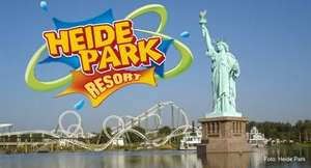 3 Produkte von REWE kaufen und zweites Ticket in einen Freizeitpark (z.B. Heidepark) gratis
