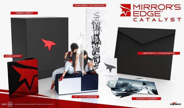 Mirror's Edge: Catalyst - Collector's Edition (exklusiv bei Amazon.de)