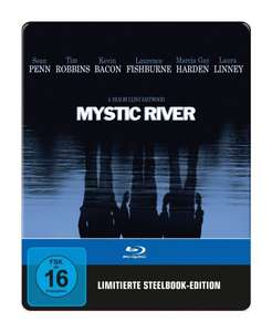 Mystic River (Steelbook) (exklusiv bei Amazon.de) [Blu-ray] [Limited Edition]