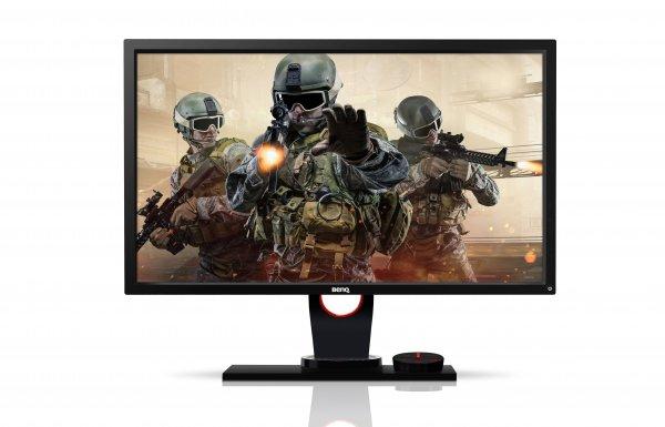 """[comtech] BenQ XL2430T 60,96cm (24"""") 144Hz LED Monitor EEK: B mit DVI, DisplayPort und HDMI"""