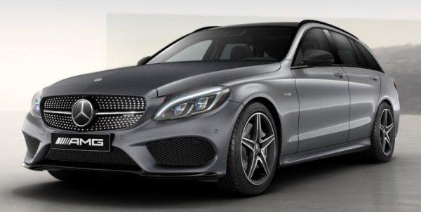 Mercedes Benz C43 AMG 4Matic (C-Klasse) Limousine und T-Modell im Leasing für Gewerbekunden mit Leasingfaktor 0,69