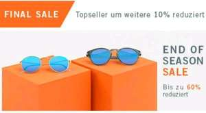 Mister Spex bis zu 60% Final Sale