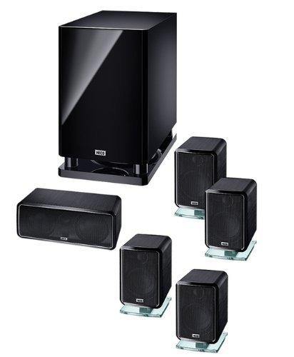 Heco Ambient 5.1A, 5.1-Heimkino-System für 318,13 € [Amazon.it]