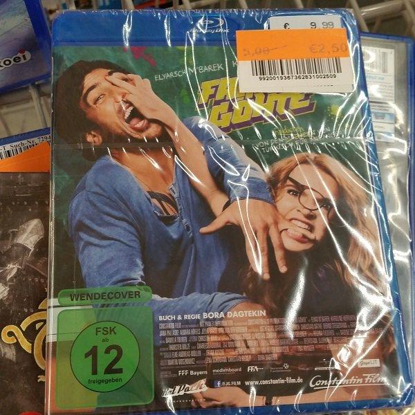 [lokal 88250] Resteverkauf im Real - Fack Ju Göthe BluRay 2,50 €, The Order PS4 5€, CoD Ghosts Xbox1 5€ , WWE2k16 Xbox1 5€ etc.