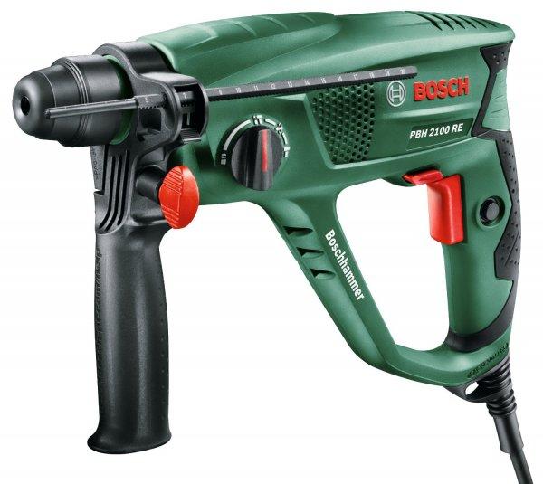 Bosch PBH 2100 RE Basic SDS+ Bohrhammer für ~58,67 € [Amazon.co.uk]