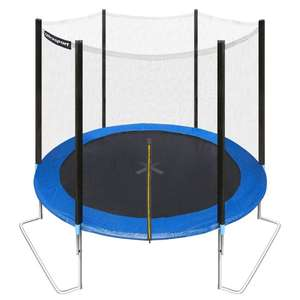 Ultrasport Gartentrampolin Jumper inkl. Sicherheitsnetz 430 cm @Amazon