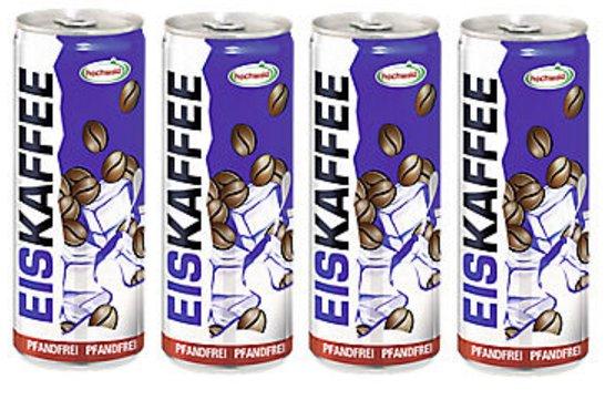 [THOMAS PHILIPPS] 4x Hochwald Eiskaffee (4x 250ml) für 1,00€ (Pfandfrei)