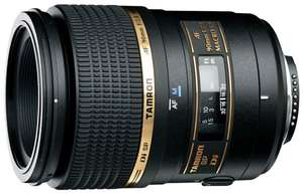 Tamron SP AF 90 mm F/2.8 Di MACRO 1:1 (Sony A)  für 241,22 € [Amazon.es]