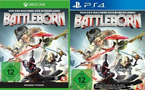 Sonntagsknüller Battleborn PS4/Xbox One für 5€ [Müller Onlineshop]